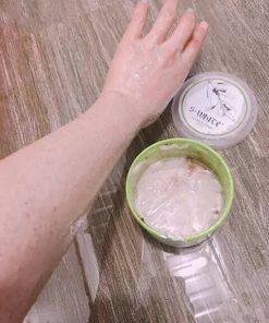 cách sử dụng muối tắm tế bào chết swhite
