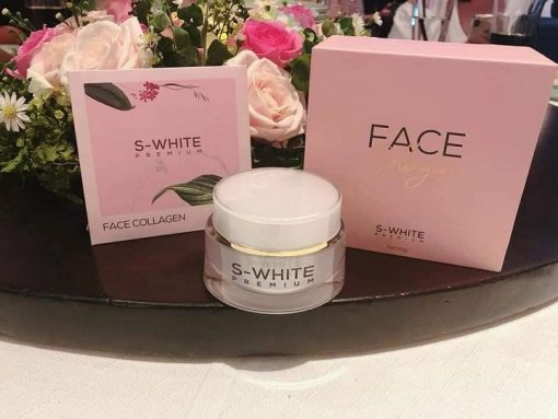 kem face collagen swhite