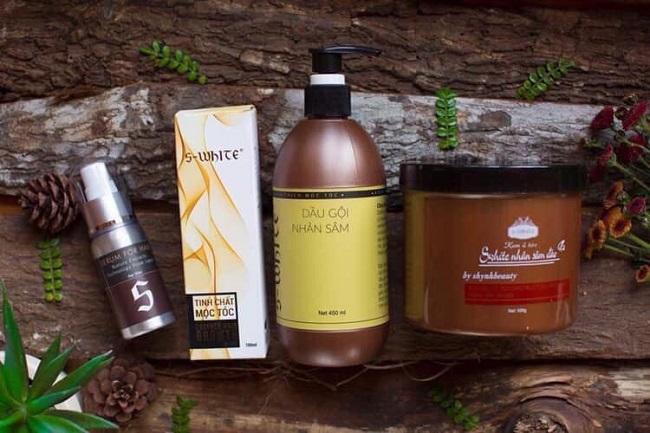 Chọn dầu gội, serum tóc, ủ tóc của cùng 1 dòng