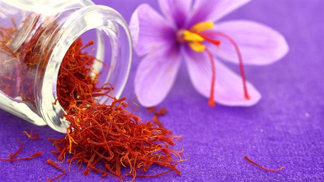 saffron giúp chống lão hóa da hiệu quả